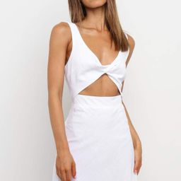 Fallie Dress - White   Petal & Pup (US)