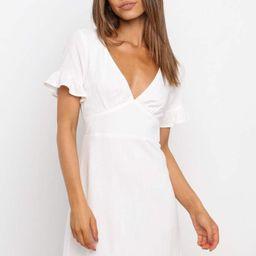 Rosen Dress - White   Petal & Pup (US)