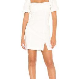 Puff Sleeve Mini Dress   Revolve Clothing (Global)