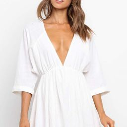 Eeli Dress - White   Petal & Pup (US)