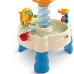 Little Tikes Spiralin' Seas Waterpark Play Table, Multicolor   Amazon (US)