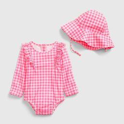 Baby Recycled Swim One-Piece | Gap (US)