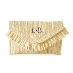 Fringed Clutch | Mark and Graham