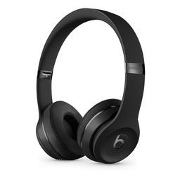 Beats Solo3 Wireless Headphones - The Beats Icon Collection - Matte Black   Apple (US)