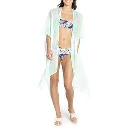 Cyn & Luca Juniors' Tie Dye Kimono Swimsuit Cover Up   Walmart (US)