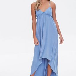 High-Low Empire Dress   Forever 21 (US)