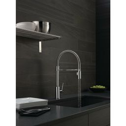 9659-DST Trinsic Pull Down Single Handle Kitchen Faucet with MagnaTite® Docking and Diamond Seal...   Wayfair North America