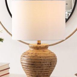 Brown Kamryn Resin Table Lamp   Zulily