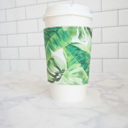 Reusable Coffee Sleeve-Beverly Hills Print | Etsy (US)