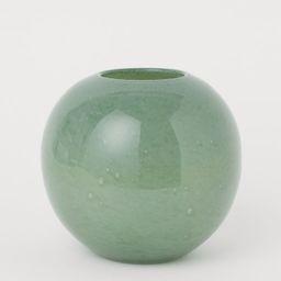 Round Glass Vase | H&M (US)