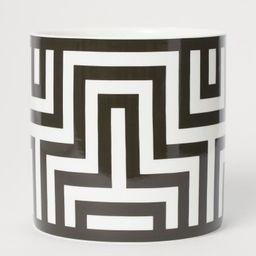 Porcelain Plant Pot | H&M (US)