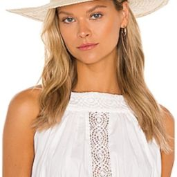 Brixton Seaside Sun Hat in Natural from Revolve.com | Revolve Clothing (Global)