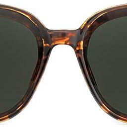TIJN Oversized Polarized Sunglasses for Women Men Square Trendy Large Sun Glasses UV Protection | Amazon (US)