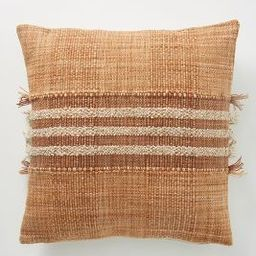 Woven Bailey Pillow   Anthropologie (US)