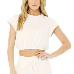 Dreamy Crop Short Sleeve | Alo Yoga