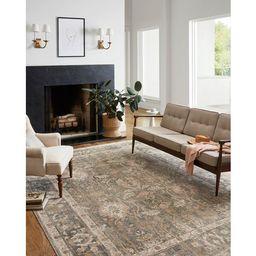 Rosemarie Oriental Sage/Blush Area Rug   Wayfair North America