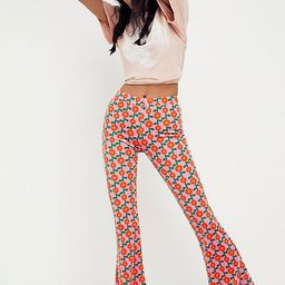 Daisy Chain Flare Pants   Free People (US)