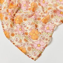 Retro Floral Sarong   Urban Outfitters (US and RoW)