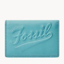 Morgan Card Case Bifold | Fossil (US)