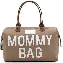 CHQEL Baby Diaper Bag, Mommy Bags for Hospital & Functional Large Baby Diaper Travel Bag for Baby... | Amazon (US)