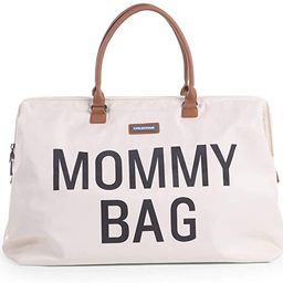 CHILDHOME Mommy Bag Big - Functional Large Baby Diaper Travel Bag for Baby Care.   Amazon (US)