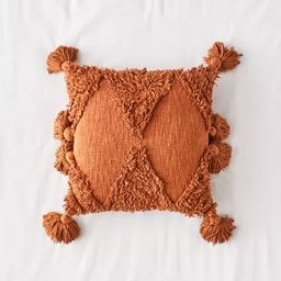 Rumi Shag Throw Pillow | Urban Outfitters (US and RoW)