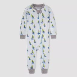 Burt's Bees Baby® Baby Boys' Pajama Jumpsuit   Target