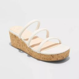 Women's Arrie Heels - A New Day™ | Target