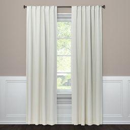 Aruba Linen Blackout Curtain Panel - Threshold™ | Target