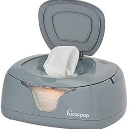 hiccapop Baby Wipe Warmer and Baby Wet Wipes Dispenser | Baby Wipes Warmer for Babies | Diaper Wi... | Amazon (US)