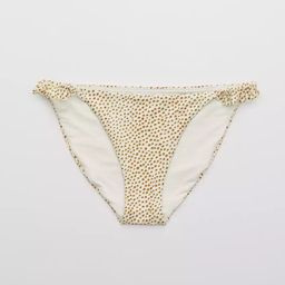 Aerie Printed Ruffle Bikini Bottom | American Eagle Outfitters (US & CA)