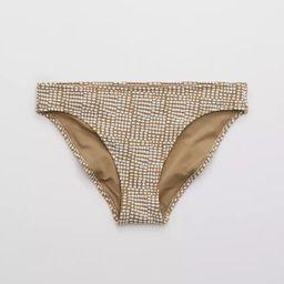 Aerie Jacquard Bikini Bottom | American Eagle Outfitters (US & CA)