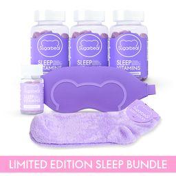Limited Edition Sleep Bundle - 3 Month   SugarBearHair
