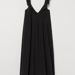 Ruffle-detail Dress | H&M (US)