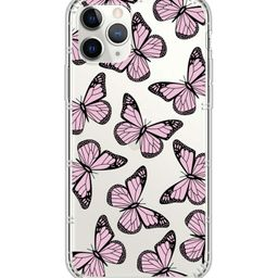1pc Butterfly Print iPhone Case | SHEIN