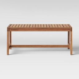 Lena Wood Patio Coffee Table - Project 62™   Target