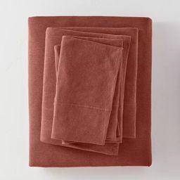 Jersey Solid Sheet Set - Casaluna™ | Target