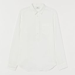 H & M - Linen shirt - White | H&M (UK, IE, MY, IN, SG, PH, TW, HK, KR)
