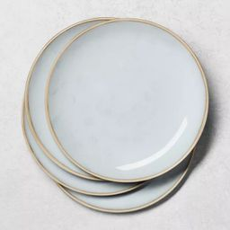 Stoneware Exposed Rim Dinner Plate - Hearth & Hand™ with Magnolia   Target