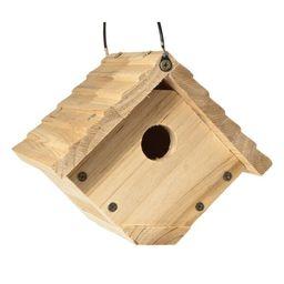Audubon 6.25 in x 7.13 in x 6.8 in Birdhouse | Wayfair Professional