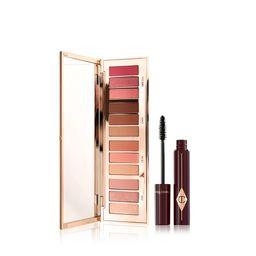 Pillow Talk Dreamy Eye Kit – Eye Makeup Set – Eyeshadow Palette & Mascara    Charlotte Tilbur...   Charlotte Tilbury (US)
