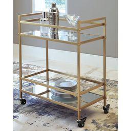 Kailman Bar Cart | Ashley Homestore