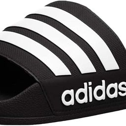 adidas Men's Adilette Shower Slide Sandal | Amazon (US)