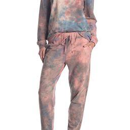 Marble Tye Dye Jogger Pants   Nordstrom Rack