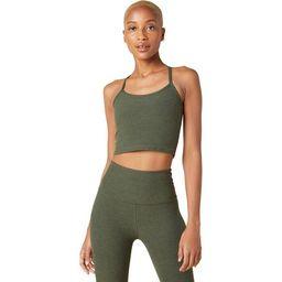 Beyond Yoga Spacedye Slim Racerback Cropped Tank Top - Women's | Backcountry