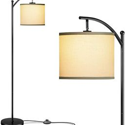 addlon Floor Lamp for Living Room with Lamp Shade and 9W LED Bulb Modern Standing Lamp Floor Lamp...   Amazon (US)