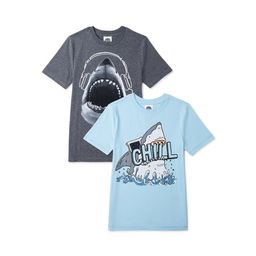 Off Campus Boys Short Sleeve Graphic T-Shirt, 2-Pack, Sizes 4-16   Walmart (US)