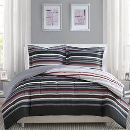 Pem America Hillcrest 2-Pc. Twin Comforter Mini Set, Created for Macy's & Reviews - Comforter Set... | Macys (US)