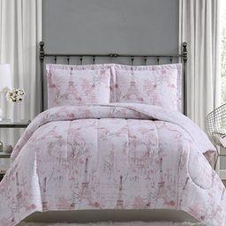 Pem America Paris 2-Pc. Twin Comforter Mini Set, Created for Macy's & Reviews - Comforter Sets - ... | Macys (US)