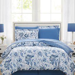 Pem America Diana 6-Pc. Reversible Twin Comforter Set, Created for Macy's  & Reviews - Comforter ... | Macys (US)